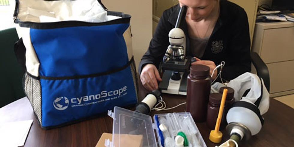 Volunteer Cyanobacteria Monitoring Day