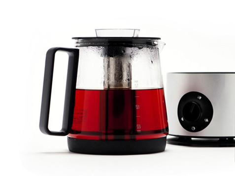 Induction tea maker