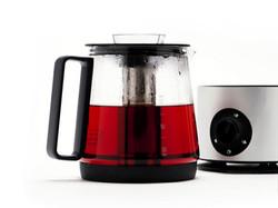 Induction tea maker