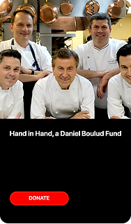 Hand in Hand, a Daniel Boulud Fund Donat