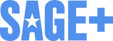 Sage+ Logo with White Star.png