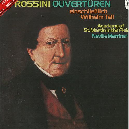 Gioacchino Rossini – Ouverturen