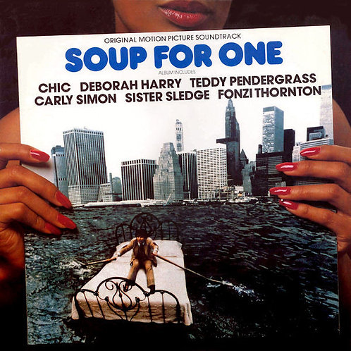 Various ‎– Soup For One - Original Motion Picture Soundtrack