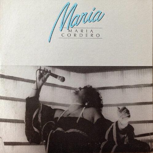 Maria Cordero 監獄風雲