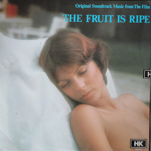 Gerhard Heinz ‎– The Fruit Is Ripe (Original Soundtrack Music From The Film)