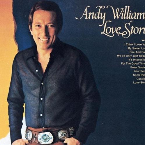 Andy Williams / Love Story(1971日版全新未開封)