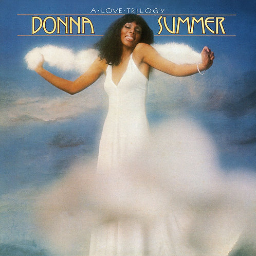 Donna Summer ‎– A Love Trilogy