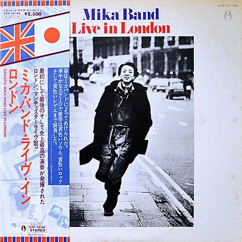 Sadistic Mika Band – Mika Band Live In London