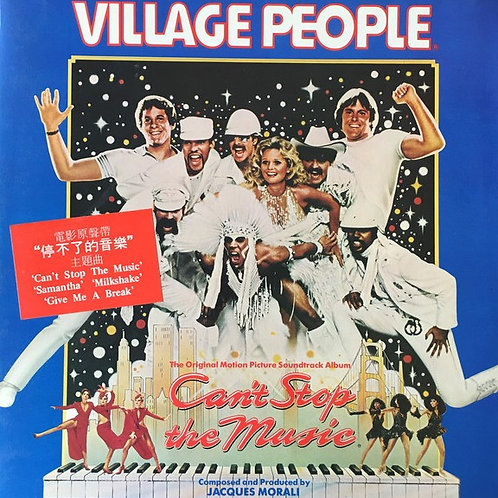 Village People – Can't Stop The Music - The Original Soundtrack Album