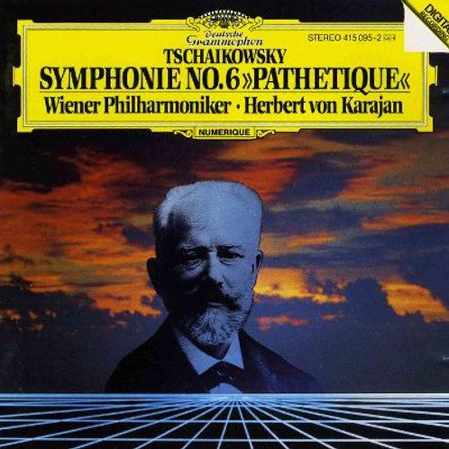 Wiener Philharmoniker / Herbert von Karajan – Symphonie No.6 »Pathetique«