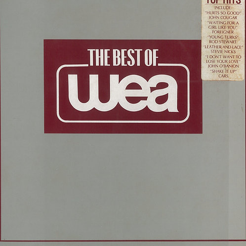Various - The Best Of Wea
