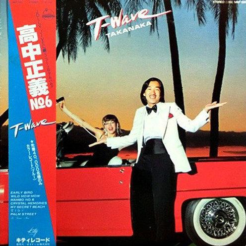 Masayoshi Takanaka – T-Wave
