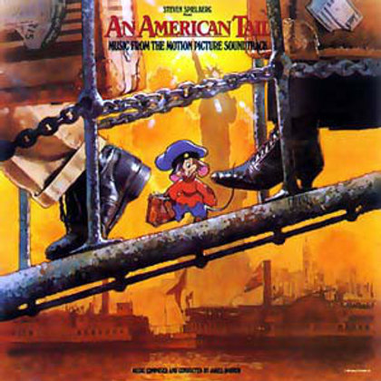 James Horner – An American Tail (Music From The Motion Picture Soundtrack)