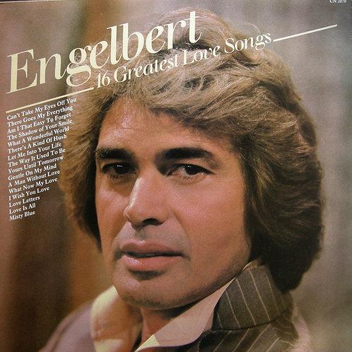 Engelbert Humperdinck – 16 Greatest Love Songs (MINT)