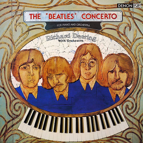 "Richard Deering* ‎– The ""Beatles"" Concerto For Piano And Orchestra"