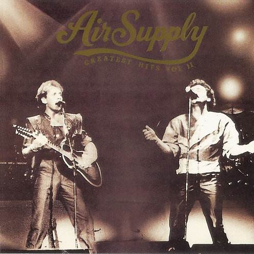 Air Supply ‎– Greatest Hits Vol. II