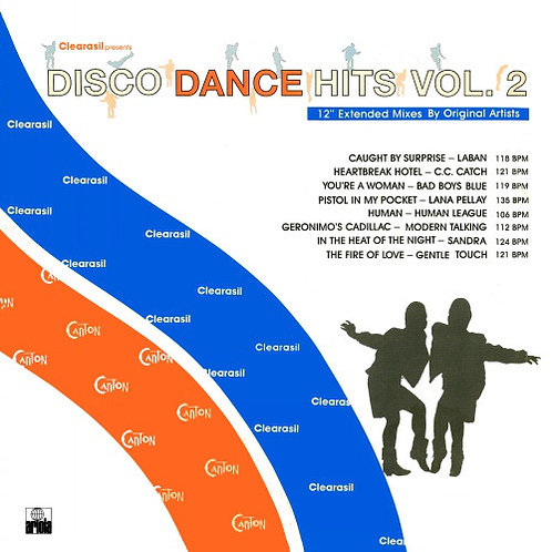 Various ‎– Disco Dance Hits Vol. 2