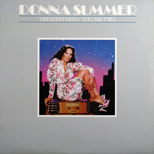 Donna Summer ‎– Greatest Hits - Volume Two