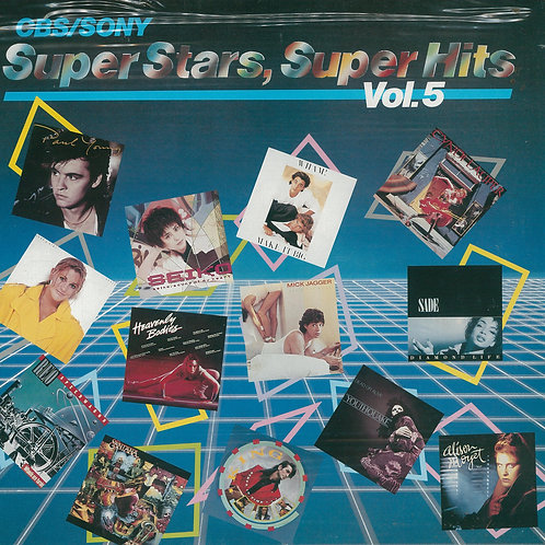 CBS/SONY Super Stars,Super Hits Vol.5