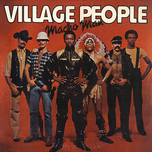 Village People ‎– Macho Man