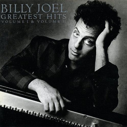 Billy Joel – Greatest Hits Volume I & Volume II(2LP)