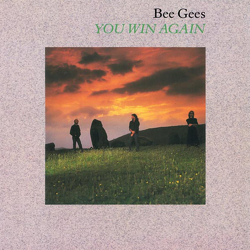 Bee Gees ‎– You Win Again
