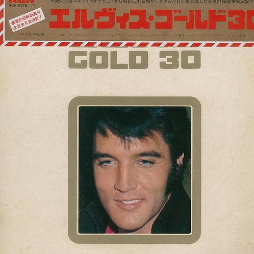 Elvis Presley – Elvis Gold 30