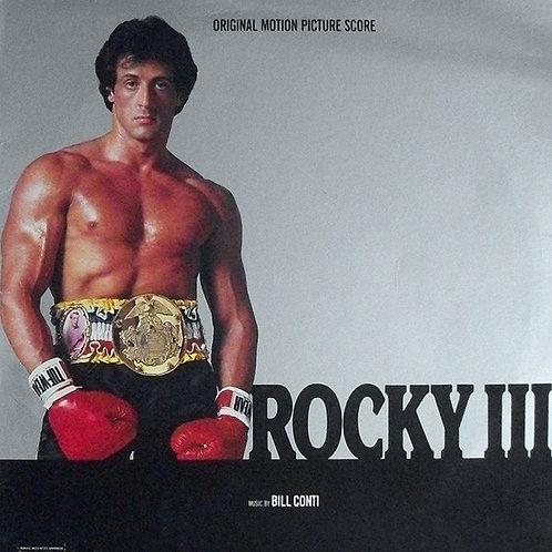 Bill Conti – Rocky III - Original Motion Picture Score(HK Version)