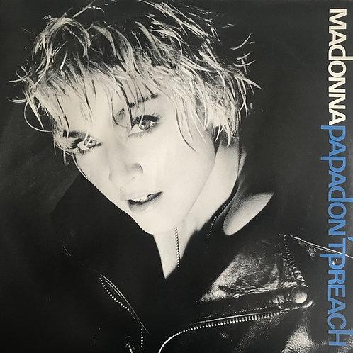 Madonna – Papa Don't Preach