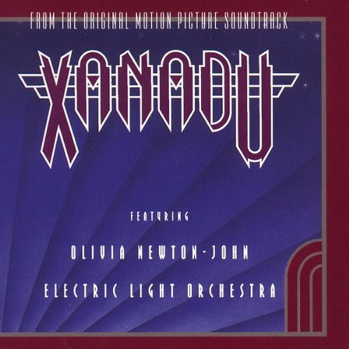 Electric Light Orchestra / Olivia Newton-John ‎– Xanadu