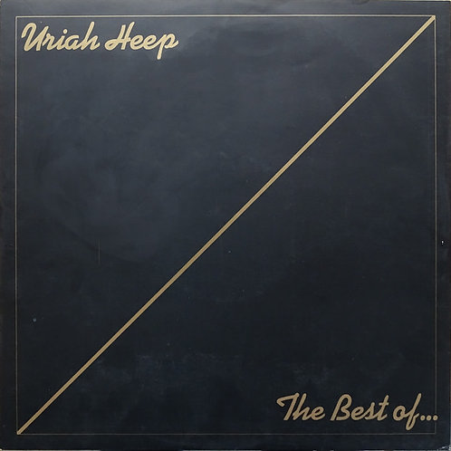 Uriah Heep ‎– The Best Of...
