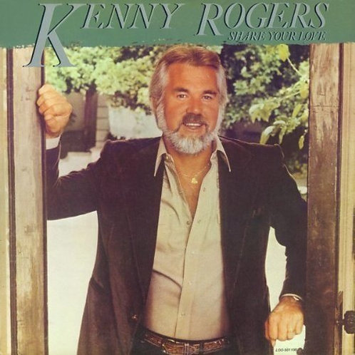 Kenny Rogers – Share Your Love