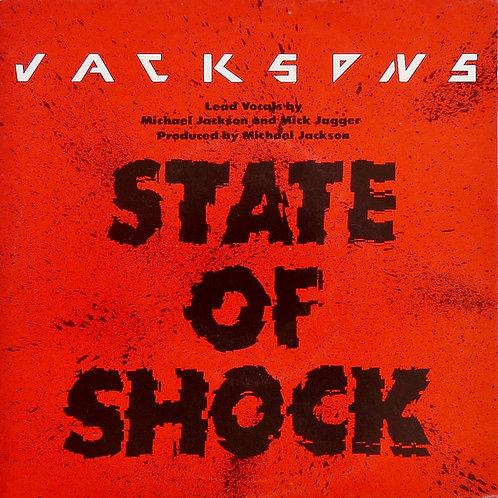 Michael Jackson -  State Of Shock