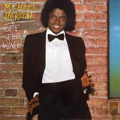 Michael Jackson – Off The Wall(Japn Version)