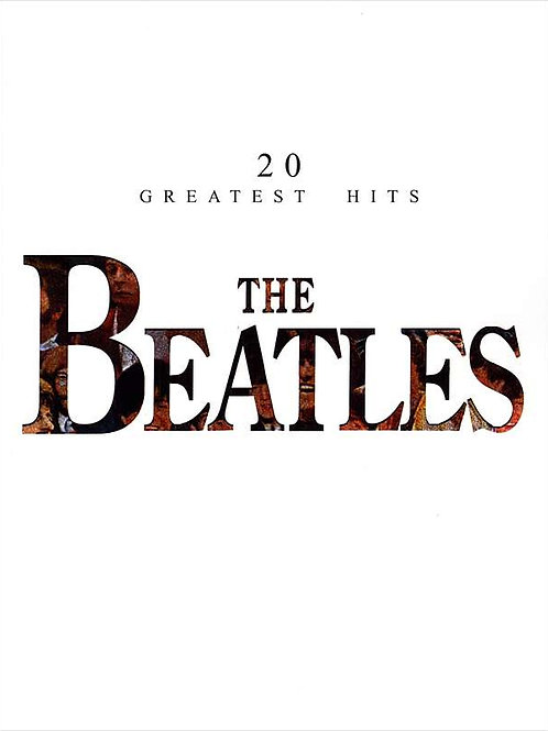 The Beatles ‎– 20 Greatest Hits