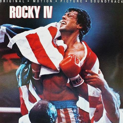 Various – Rocky IV - Original Motion Picture Soundtrack