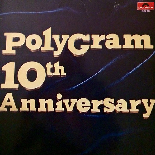 Various – Polygram 10th Anniversary
