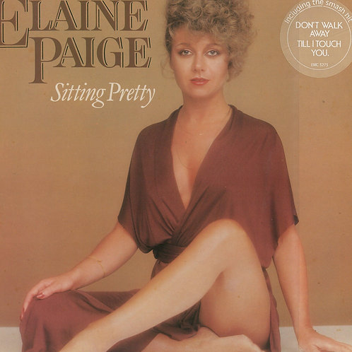 Elaine Paige ‎– Sitting Pretty