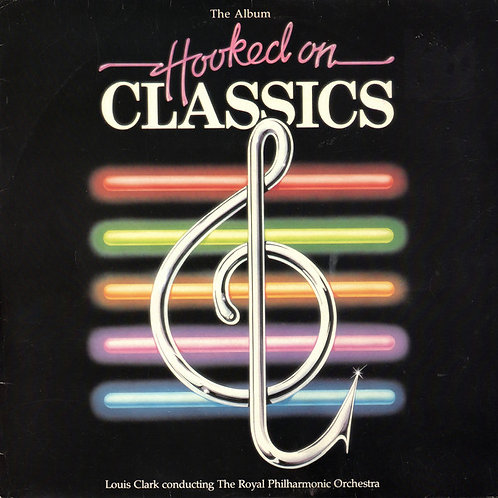 Louis Clark Conducting The Royal Philharmonic Orchestra – Hooked On Classics