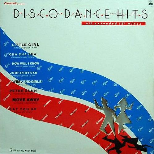 Various – Disco Dance Hits (transparent)