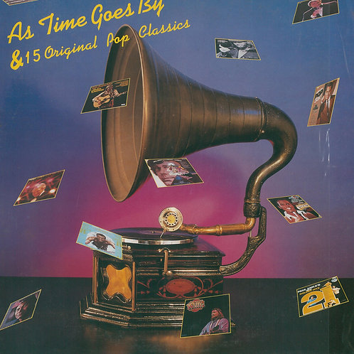 As Time Goes By & 15 Original Pop Classic(MINT)