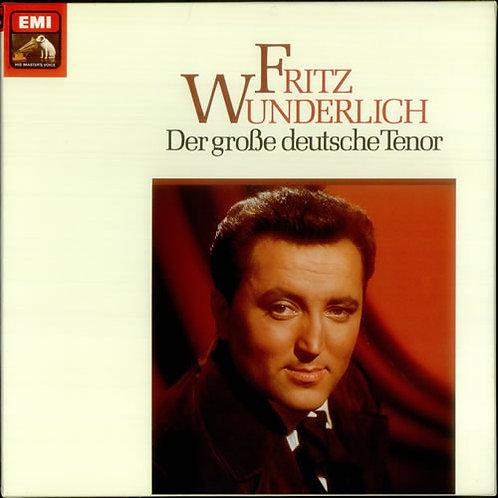 Fritz Wunderlich – Der Große Deutsche Tenor(MINT)