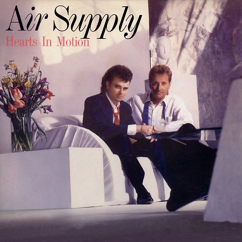 Air Supply ‎– Hearts In Motion