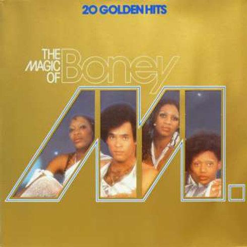 Boney M. – The Magic Of Boney M. - 20 Golden Hits