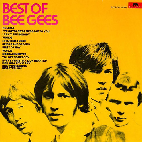 Bee Gees ‎– Best Of Bee Gees
