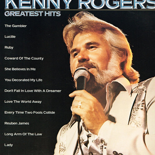 Kenny Rogers ‎– Greatest Hits(Mint)