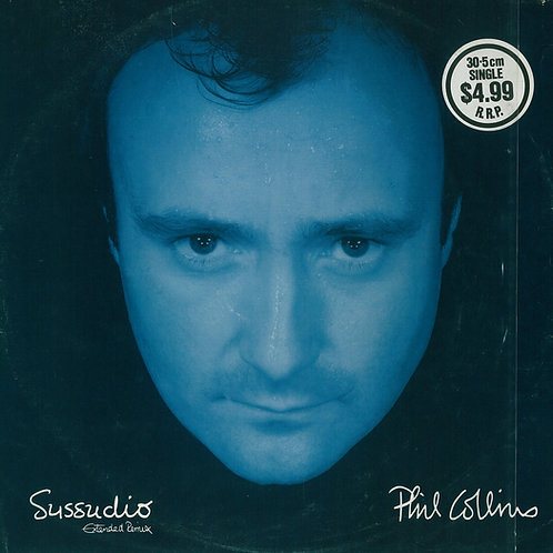 Phil Collins ‎– Sussudio