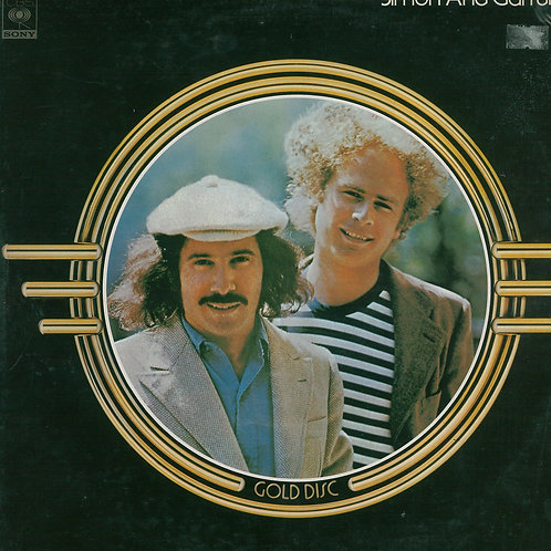 Simon & Garfunkel - Gold Disc