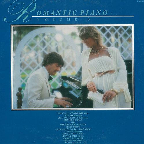 Romantic Piano Vol.3 (Mint)