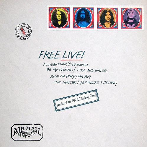 Free – Free Live(MINT)